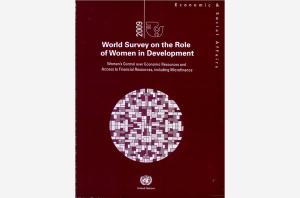 World Survey UN 2009