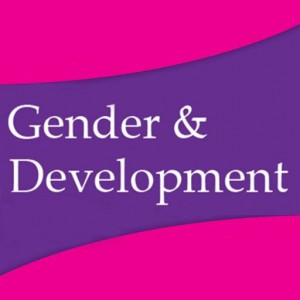 Oxfam gender and development