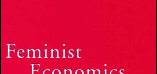 Feminist economics cover